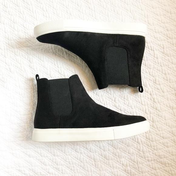 be160c6ec65 Steve Madden Dain High Top Sneakers NWT